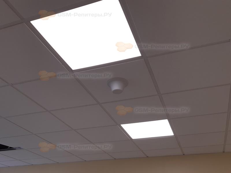 Усиление связи в двухэтажном офисе