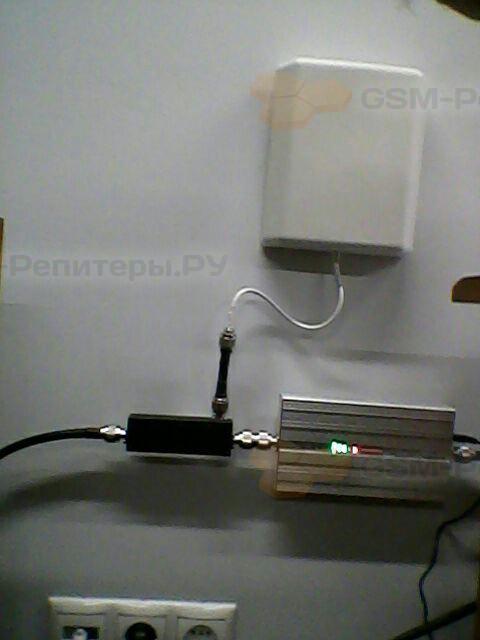 Усилитель BS-GSM-75 для коттеджа