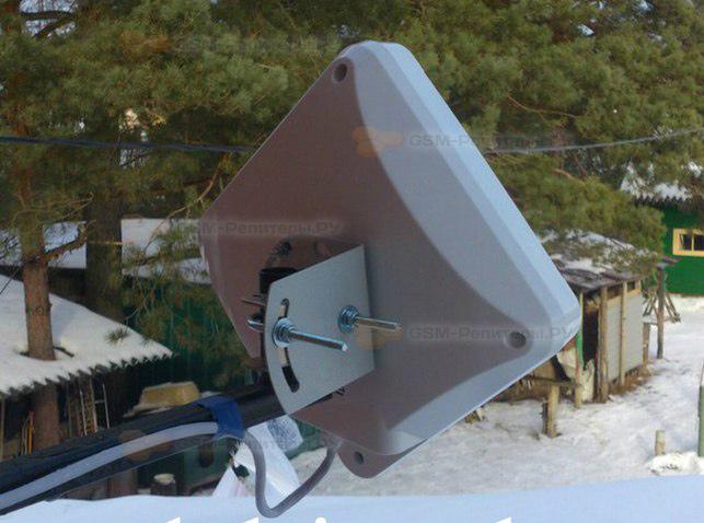 4G-антенна для Теле2 в д. Конев-Бор
