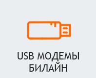 USB модемы Билайн