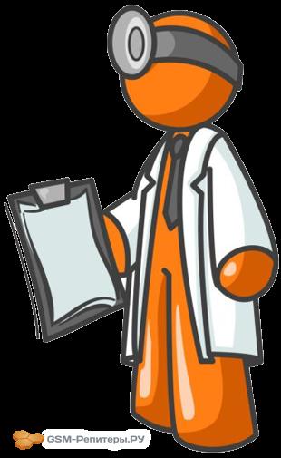 Выезд инженера-специалиста для диагностики усилителя сигнала сотовой связи и 3G/4G интернета